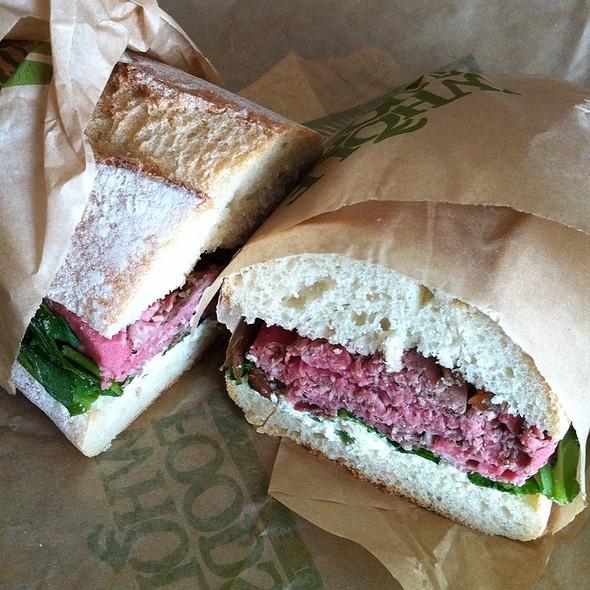Presidio Sandwich @ Whole Foods Market