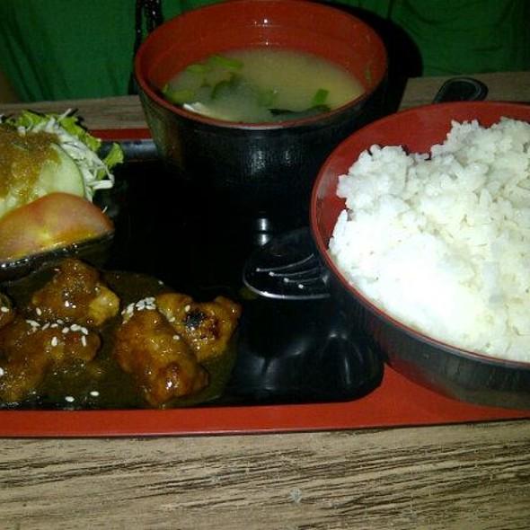 Chicken Teriyaki @ Sushi Miyabi