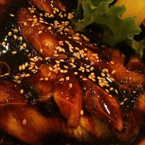 Unagi Don - Ichiban Sushi Asian Bistro, Bowie, MD