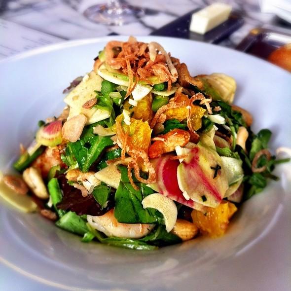 New Orleans Shrimp Salad - Oceana, New York, NY