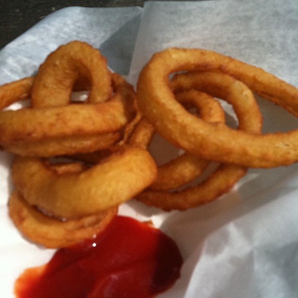 Onion Rings @ Shelby Forest General Store