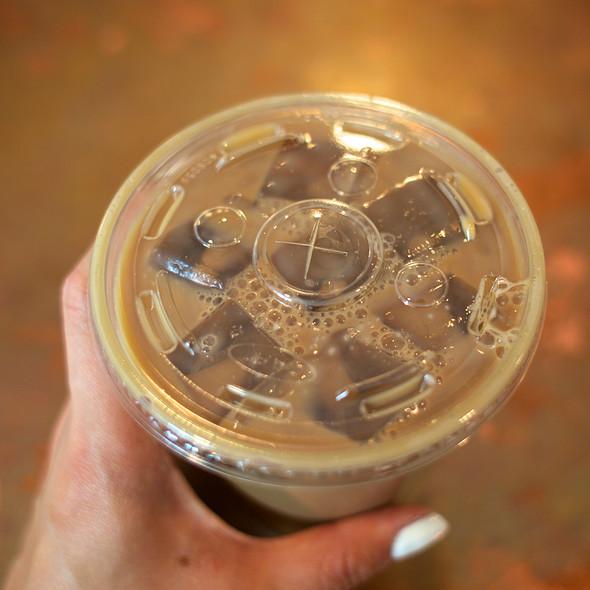 Cardamom Coffee @ Hampton Chutney Co