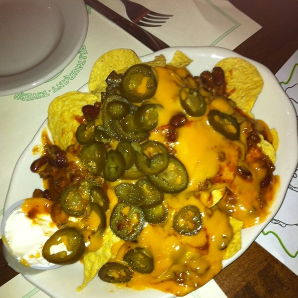 Nachos al la Pipers