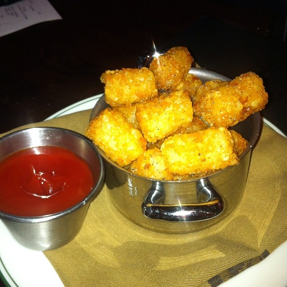 Truffle Tater Tots @ The Henry