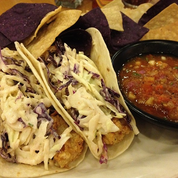 Baja Fish Taco @ California Pizza Kitchen