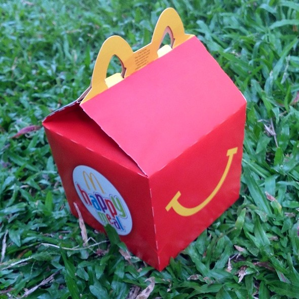 :) Meal @ McDonald's (Thailand)