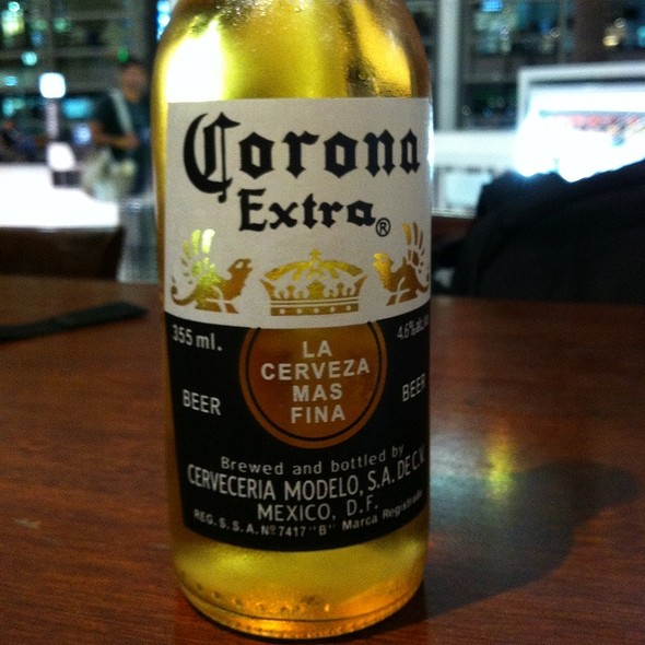 Corona Beer @ Moreton Bay Ale House
