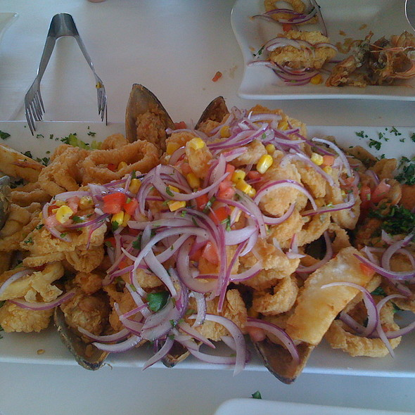 jalea mixta at aromas del peru aromas del peru menu   miami fl   foodspotting  rh   foodspotting