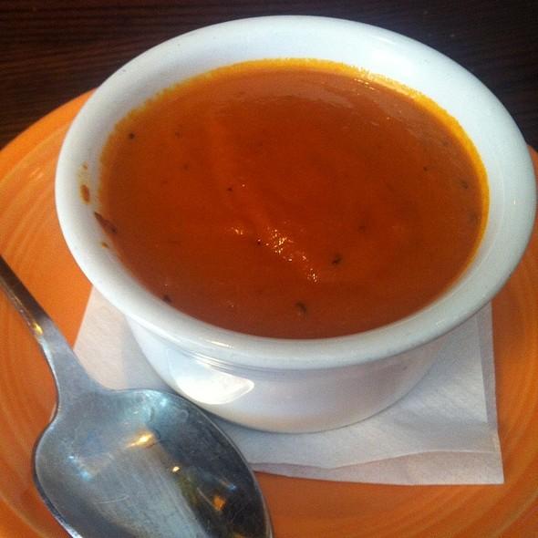 Tomato Basil Soup @ Datz