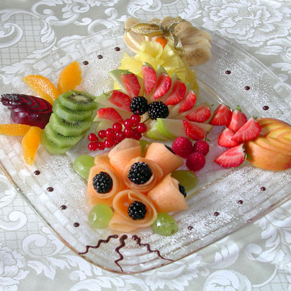 Fruit Dish @ L'Antico Forziere