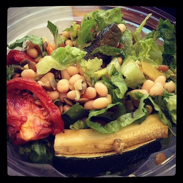Cannellini Bean Salad @ Amy's Bread: The Village