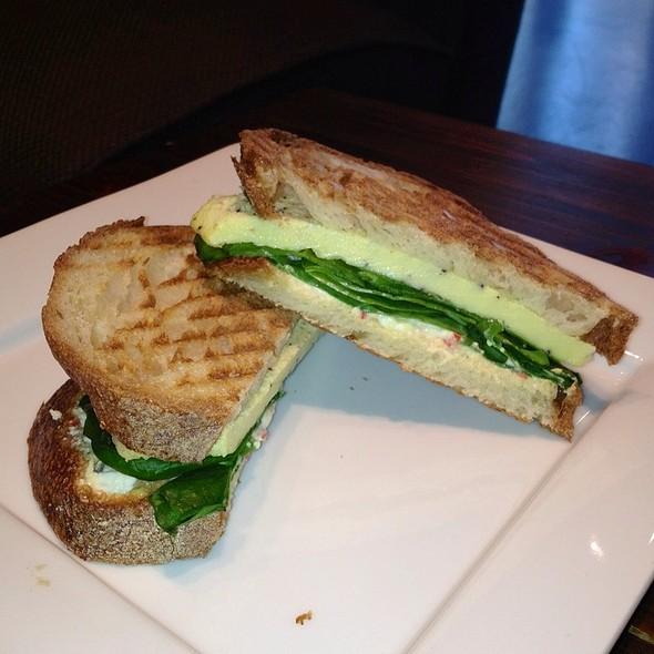 Breakfast Florentine Sandwich @ 148th Ave Coffee Shop