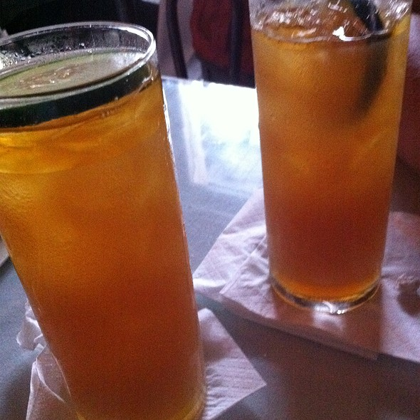 Pimm's Cup @ Napoleon House Bar & Cafe