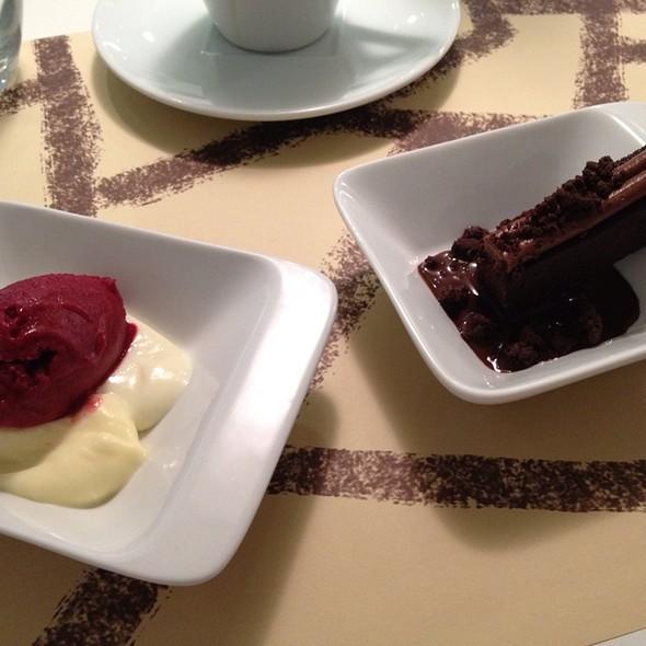 Dessert Tapas @ Espai Sucre