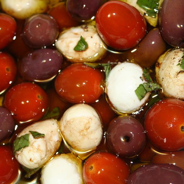 Caprese Salad @ Sweet Home