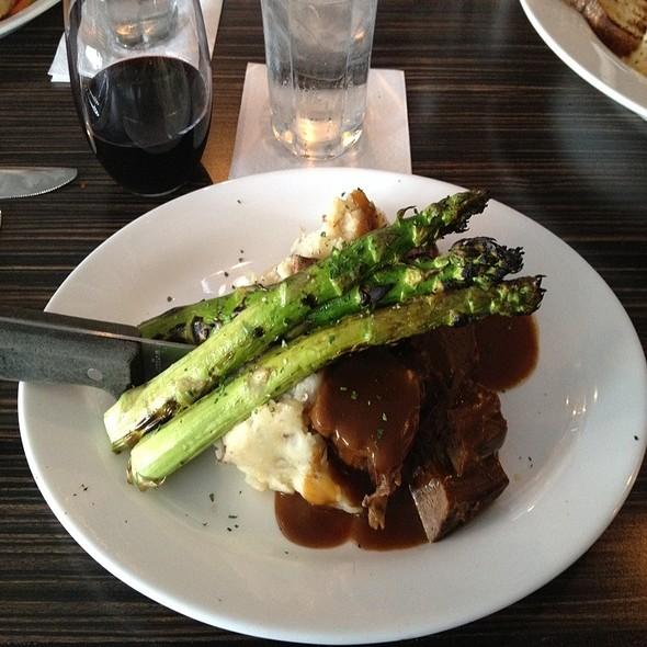 Beef Brisket - The Northside Social, Indianapolis, IN