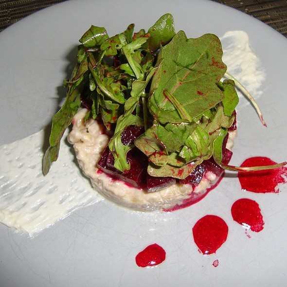 Roasted Baby Beet Salad - Green Zebra, Chicago, IL