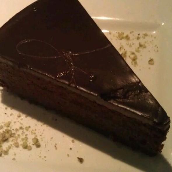 Chocolate Cake - NAYA Mezze & Grill, New York, NY