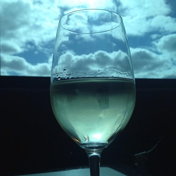 White Wine @  Cafe Vue