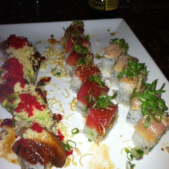 Toro Crunch - Enso Asian Bistro & Sushi Bar, Charlotte, NC