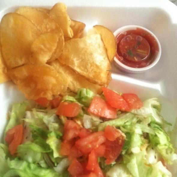 Burrito @ Taco 2 Go Go