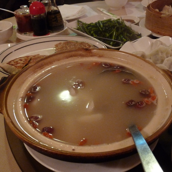 Herb Soup @ Sun's Chinese Cuisine