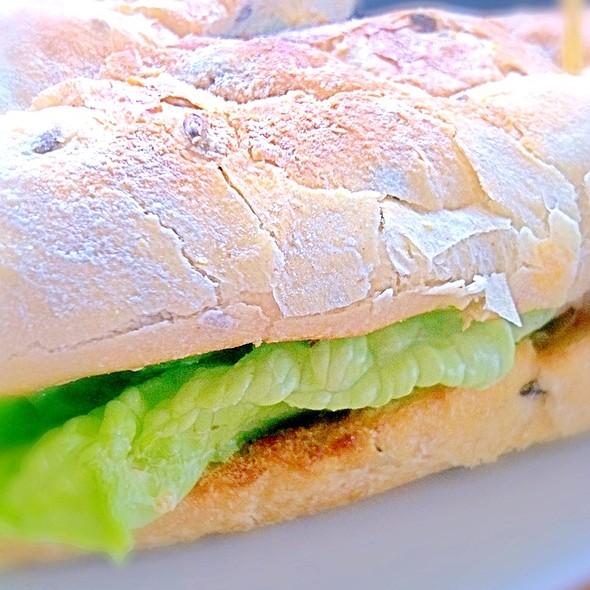 Checken Sandwich Special @ Maya's Coffee & Smoothie Bar
