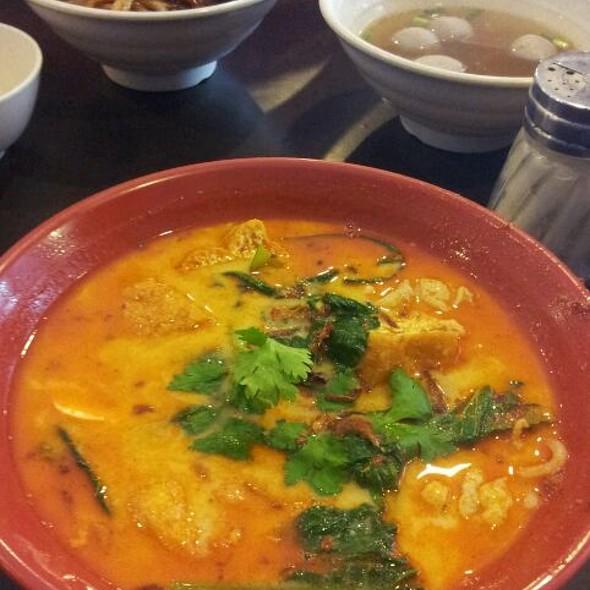 Beef Brisket Noodles @ Yee Kee Food & Beverage Sdn Bhd