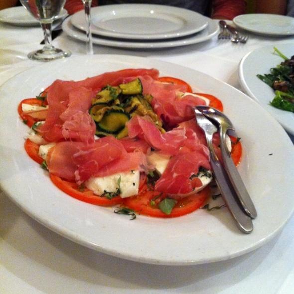 Caprese Salad - Cucina Toscana, Salt Lake City, UT