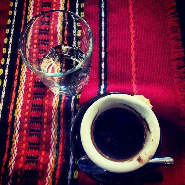 Coffee Made On Sand @ Municipality Gabrovo