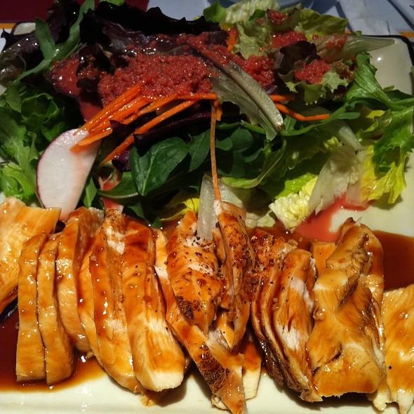 Teriyaki Chicken @ Hirano Japanees Restaurant
