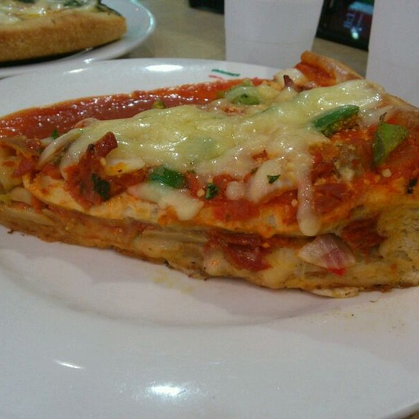 Chicago Everything @ Sbarro SM MOA