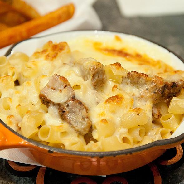 Cajun Mac & Cheese @ Pique Nique