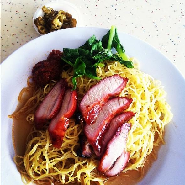 Wanton Noodles @ Tiong Bahru Hawker Centre