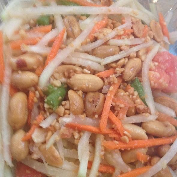 Green Papaya Salad - Lantern Thai Kitchen, New York, NY