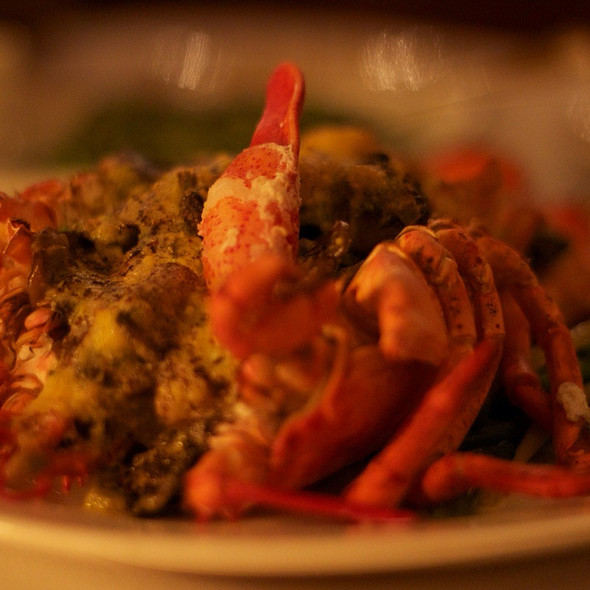 Lobster Thermidor - The Water Club, New York, NY