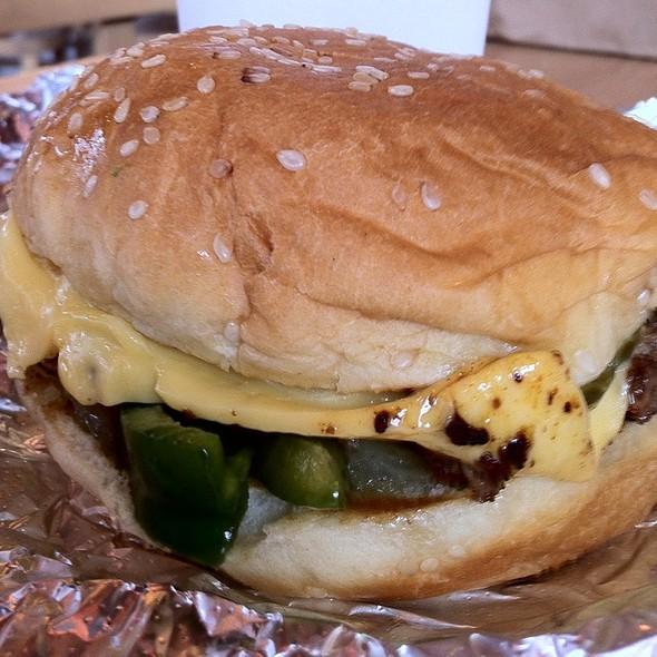 Little Cheeseburger @ Five Guys