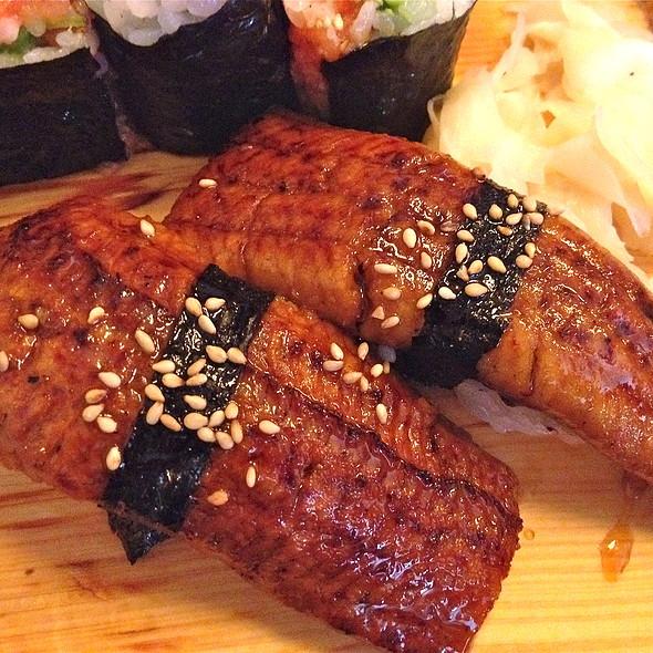Eel @ Tomoe Sushi