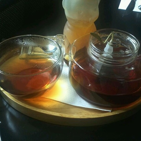 Earl Grey Tea @ Noi Restaurant