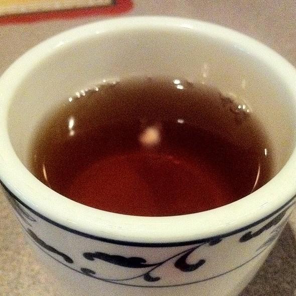 Hot Jasmine Tea @ Empress Of China