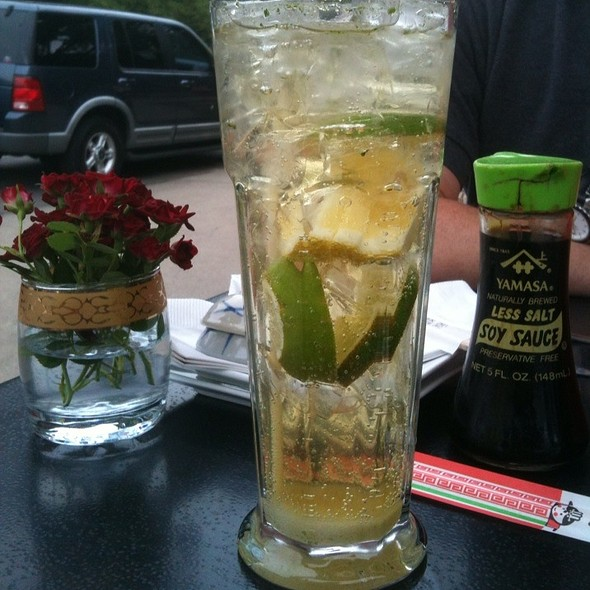 Lemongrass Limeade @ PM