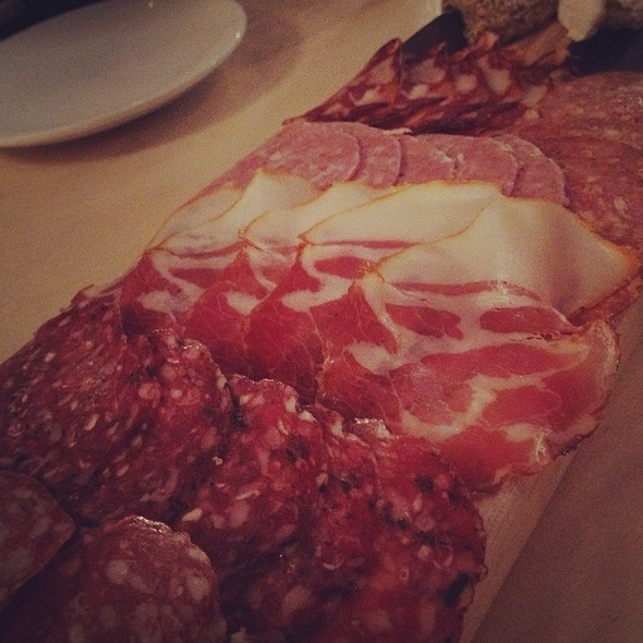 Cured Meat @ The Black Hoof