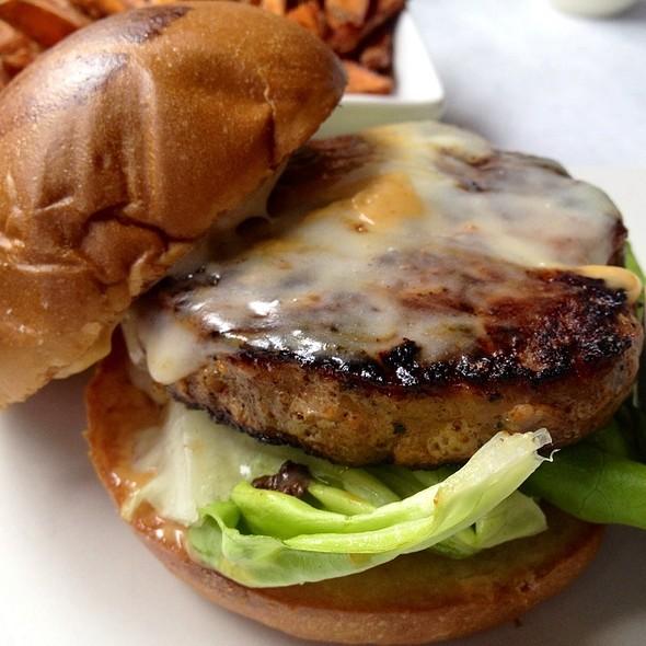 Triple Pork Burger @ Umami Burger