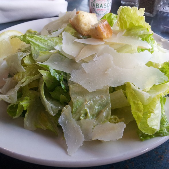 Caesar Salad @ Ivar's Salmon House
