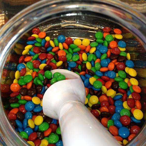 M&M Toppings