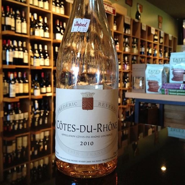 Rose Wine @ UNWINED Gourmet Wine Cigars