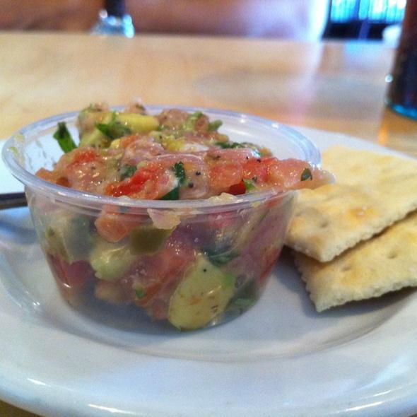 Ceviche - Tin Can Fish House, Atlanta, GA
