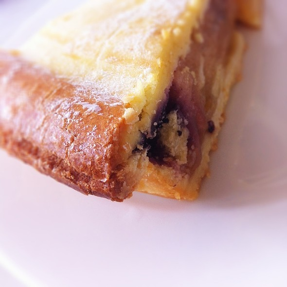 Apple Blueberry Pie @ Dome Cafe Ikano Power Ctr