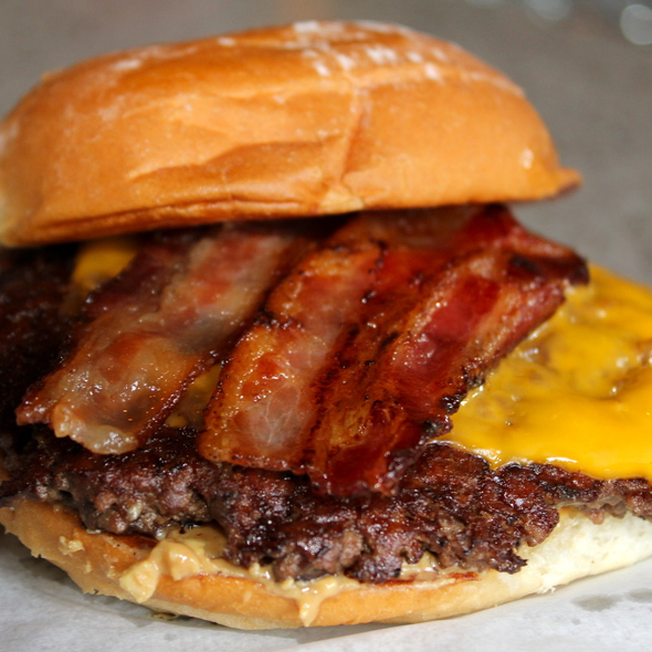 The Barrie Burger