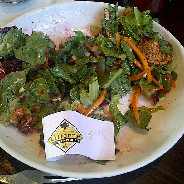 Caribbean Chicken Salad @ California Pizza Kitchen